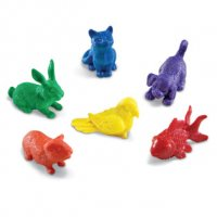 Pet Counters, Set of 72 LER 0780