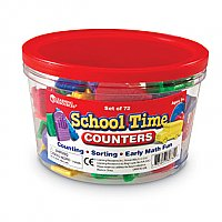 School Time Counters LER 0782