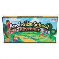 Angleside School Adventure™ Angle Measurement Game LER 0903