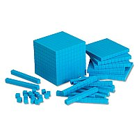 Plastic Base Ten Starter Set LER 0930