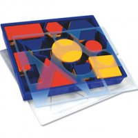Attribute Block Set: Desk Set in Plastic Storage Tray LER 1270