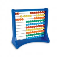 Ten-Row Abacus LER 1323