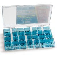 See and Stamp™ Uppercase Alphabet Transparent Stamps EI-1473