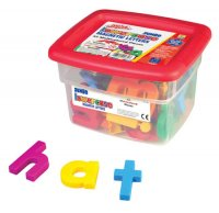 AlphaMagnets® Jumbo Lowercase Multicolored Magnets EI-1684