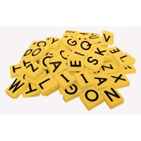 Uppercase Magnetic Teaching Tiles™ EI-1985
