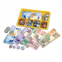 Canadian Currency-X-Change™ Activity Set LER 2335