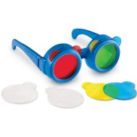 Primary Science Color Mixing Glasses LER 2446