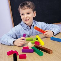 Fraction Tower® Cubes: Equivalency Set Item # LER 2509