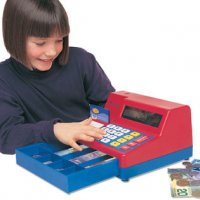 Pretend & Play®  Cash Register with Canadian Money  LS2629-C