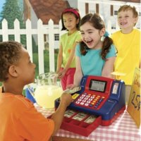 Teaching Cash Register LER 2690