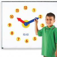 Magnetic Time Activity Set Item # LER 2984