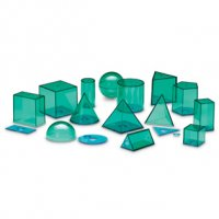 View-Thru® Large Geometric Shapes Set LER 3209