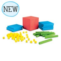 Brights!™ Base 10 Starter Set Item # LER 3551