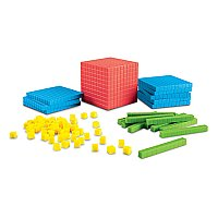 Brights!™ Base 10 Starter Set LER 3551