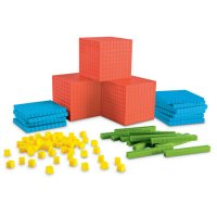 Brights!™ Base 10 Classroom Set LER 3552