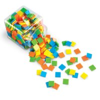 Brights!™ Color Tiles, Set of 400 LER 3553
