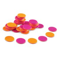 Brights!™ Two-Color Counters, Set of 200 LER 3556
