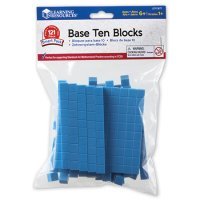 Base Ten Blocks Smart Pack LER 3671