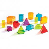 View-Thru® Geometric Solids LER 4331