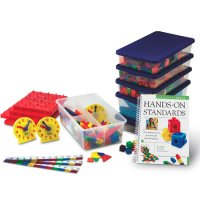 Hands-On Standards® Book & Kit: Grades 1–2 LER 5334