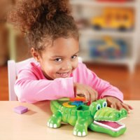 Smart Safari® Shape Sorter Gator LER 6202
