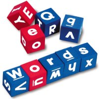 Soft Foam Alphabet Dice LER 6300