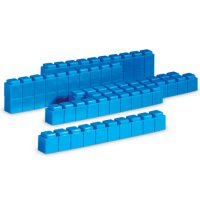 Interlocking Base Ten: 50 Rods LER 6353