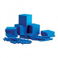 Interlocking Base Ten: Class Set LER 6358