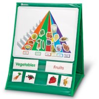 Food Group Magnetic Tabletop Pocket Chart LER 6503