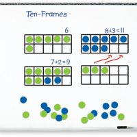 Giant Magnetic Ten-Frame Set  LER 6644