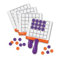 Magnetic Array Answer Boards LER 6647