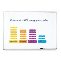 Giant Magnetic Place Value Set  LER 6649