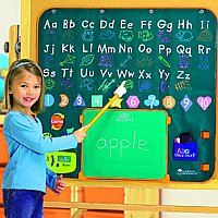 ABC Chalk Talk!® Electronic Learning Chalkboard