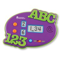 ABC & 123 Electronic Flash Card™  LER 6973