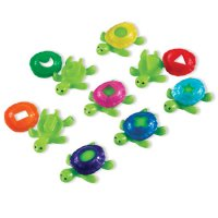 Smart Splash® Shape Shell Turtles LER 7303
