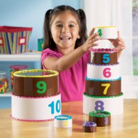 Smart Snacks® Stack & Count Layer Cake™ LER 7312