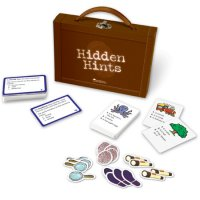 Hidden Hints™ Mystery Word Game Item # LER 7364