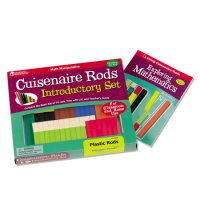 Cuisenaire® Rods Introductory Set: Plastic Rods Item # LER 7500