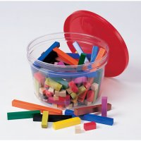 Cuisenaire® Rods Small Group Set: Plastic Rods Item # LER 7513