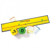 Positive & Negative Number Line Activity Set LER 7696