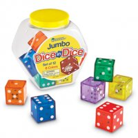 Jumbo Dice in Dice LER 7699