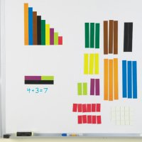 Magnetic Cuisenaire® Rods Item # LER 7708