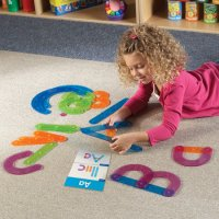 Letter Construction Activity Set LER 8555