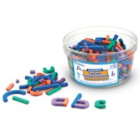 Magnetic Letter Construction LER 8551