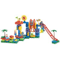 Gears! Gears! Gears!® Dizzy Fun Land™ Motorized Gears Set LER 9199