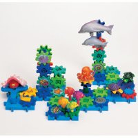 Under the Sea Gears Building Set LER 9218