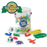 Take 10! Color Bug Catchers LER 9441-D