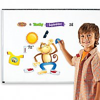 Funky Monkey Forecast™ Magnetic Daily Weather Set LER 9591