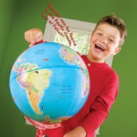 GeoSafari ® Talking Globe Jr.®EI-8898