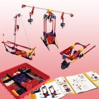 K'NEX Introduction to Levers & Pulleys 78610
